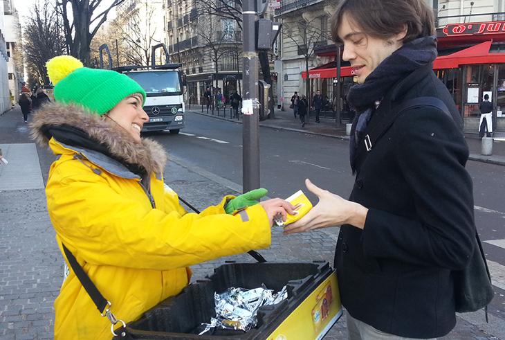 Streetmarketing : Qu'est-ce C'est ?